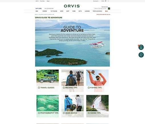 Orvis Guide to Adventure